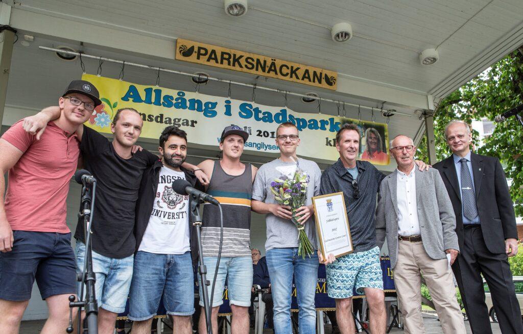 Lysekils folkhälsopris 2017
