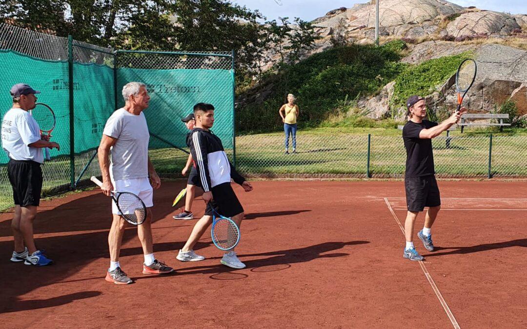 Tennisens dag!
